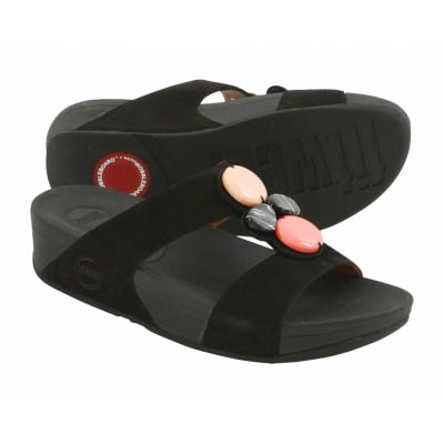 fitflop arena luxe black